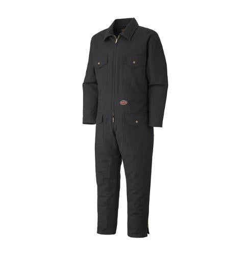 Pioneer Quilted Cotton Coveralls