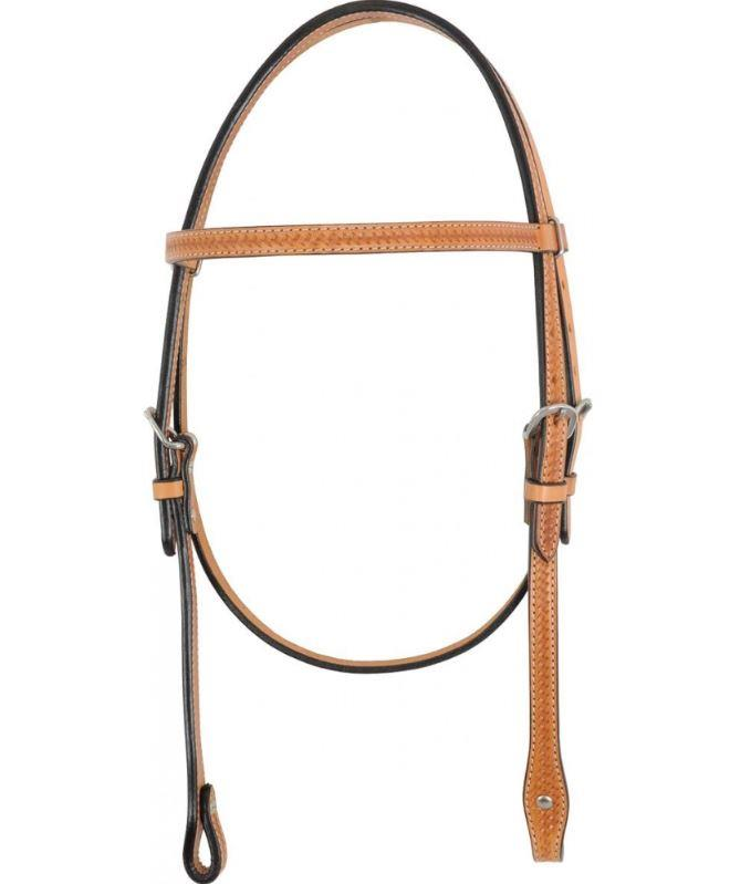 Country Legend Basket Stamp Headstall