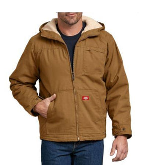 Dickies Lined Duck Jacket | Canada | ruggednorth.ca