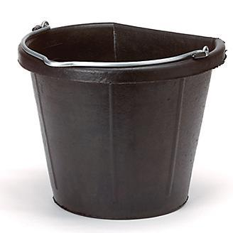 Fortex Flat Back Rubber Pail
