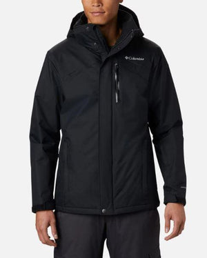 Black | Columbia Last Tracks Jacket | Canada | ruggednorth.ca