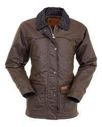 Outback Ladies Round Up Jacket