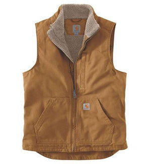 Carhartt Lined Duck Vest | Canada | ruggednorth.ca