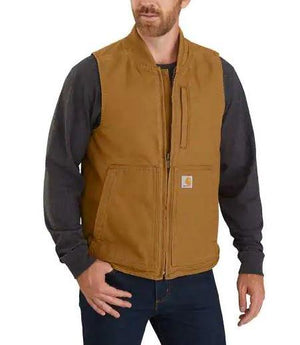 Carhartt Insulated Rib Collar Vest | ruggednorth.ca