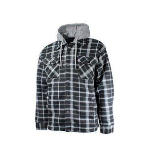 10/4 Fleece Shirt Jacket | Canada | ruggednorth.ca