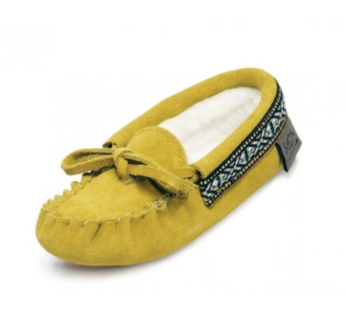 Laurentian Chief Moccasins
