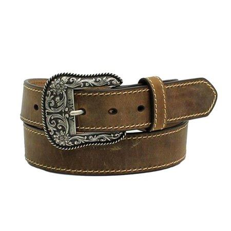 Ariat Womens Leather Belt