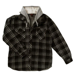 Tough Duck Lined Fleece Jacket | Canada | ruggednorth.ca