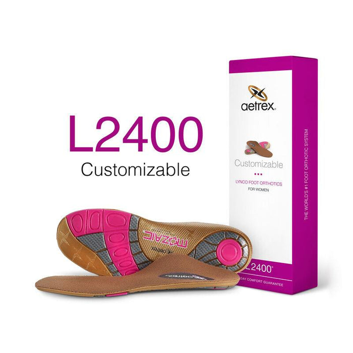 Aetrex Customizable Orthotics