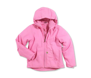 Carhartt Redwood Sherpa Lined Girls Jacket | ruggednorth.ca