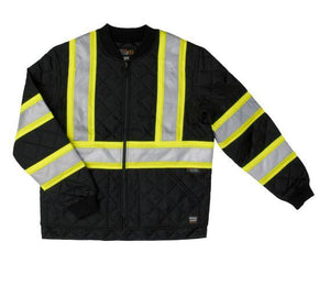 Work King W/Tape Quilted Jacket | Canada | ruggednorth.ca