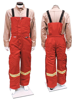 IFR Ultrasoft Insulated Bib Coveralls | ruggednorth.ca