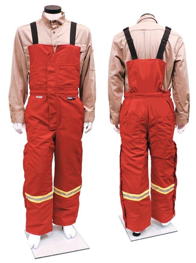 IFR Ultrasoft Insulated Bib Overalls