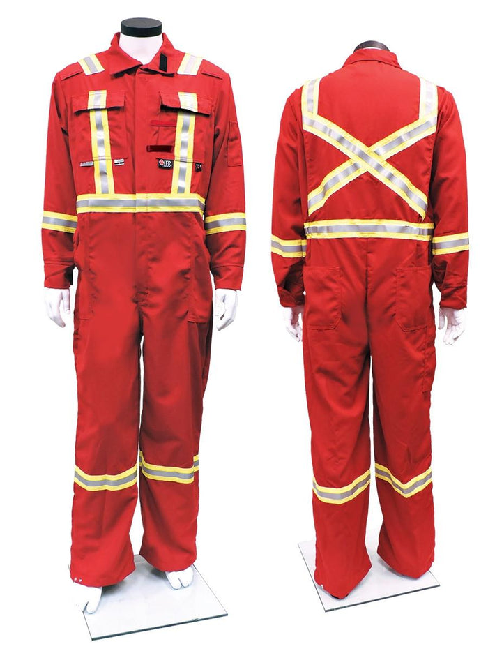 IFR Ultrasoft Coveralls w/tape