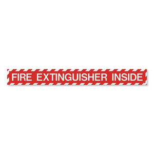 Fire Extinguisher Inside | ruggednorth.ca