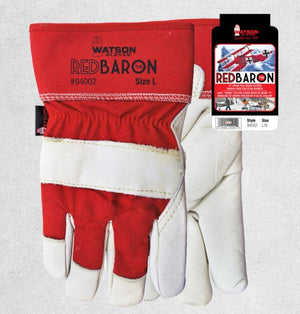 Watson Red Baron Gloves | Canada | ruggednorth.ca