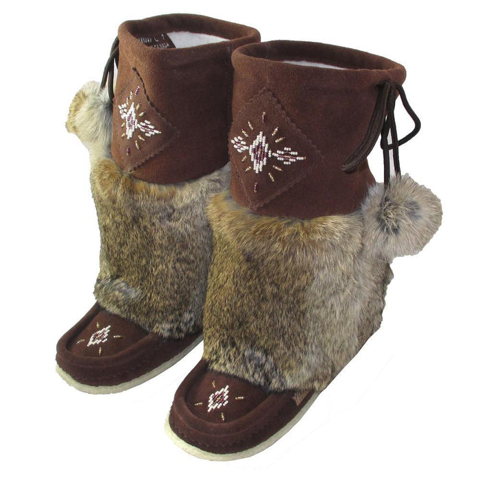 "Laurentian Chief 13"" Lined Mukluks"