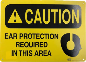 North Safety Plastic Sign | Canada | ruggednorth.ca
