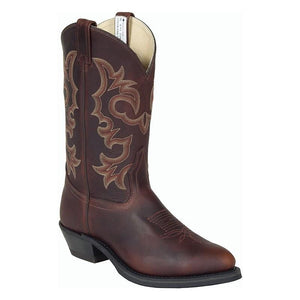 Canada West Oiled-Up Cowboy Boot | Canada | ruggednorth.ca
