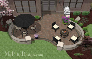 Paver Patio #04-046501-03