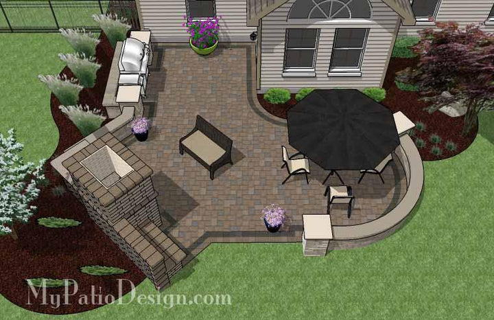 Paver Patio #08-044001-03