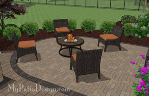 Paver Patio #S-084501-01