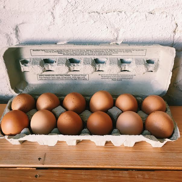 Soy Free/ Corn Free Eggs - LOCAL