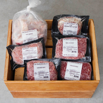 Grass Fed Beef Box - LOCAL