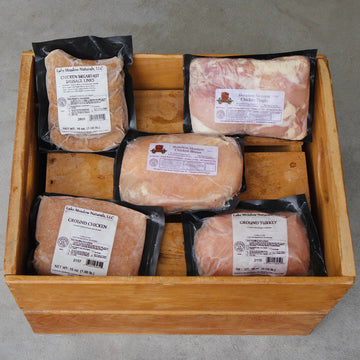 Free Range Poultry Box - LOCAL