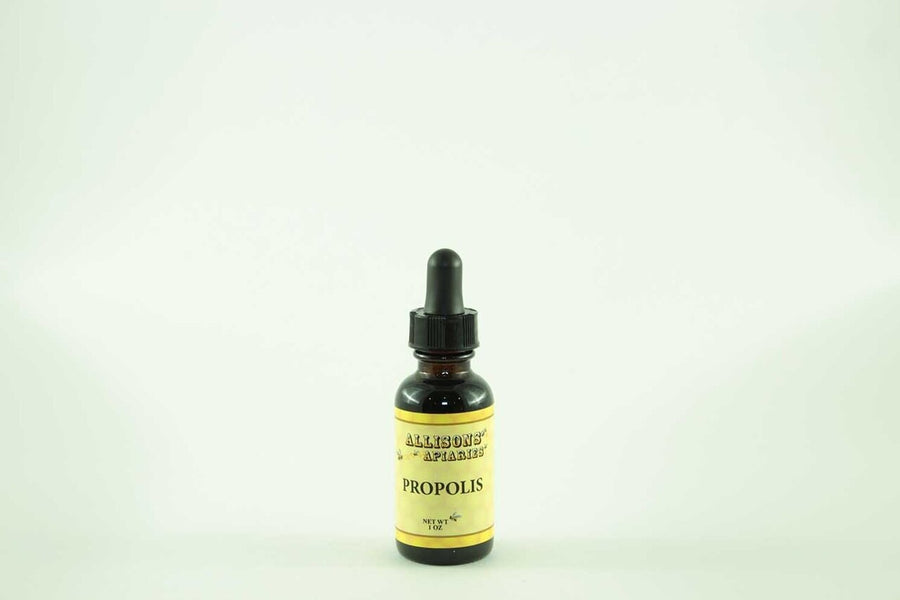 Propolis 1 oz - Local - Allison's Apiaries