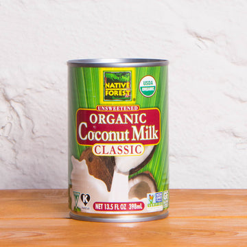 Native Forest Unsweetened Organic Coconut Milk (Classic)