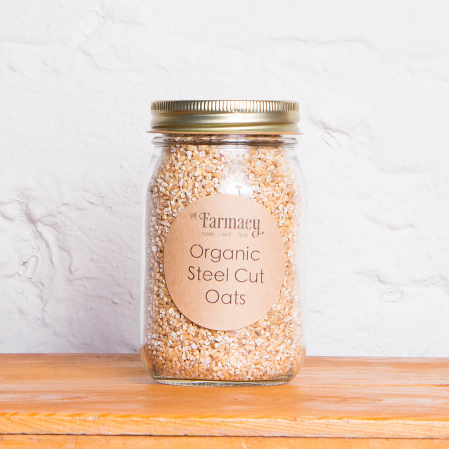 Steel Cut Oats Pint
