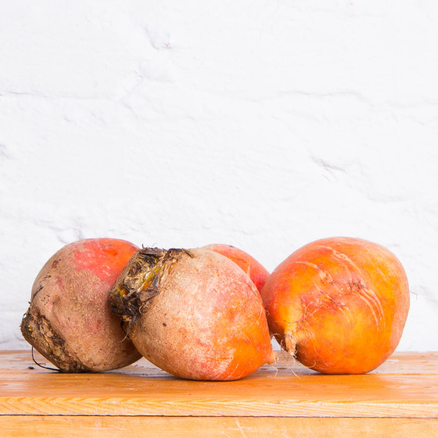 Organic Gold Beets - 1 Pound - FarmacyNow
