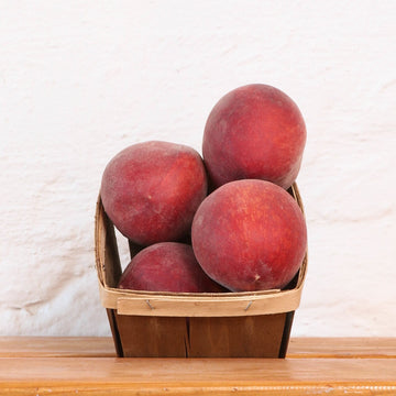 Organic Peaches - 1 Pound