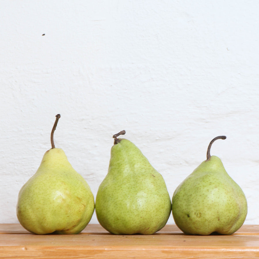 Organic Pears - Autumn Bartlett - 1 Pound