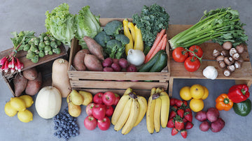 Large Local/Organic Produce Box