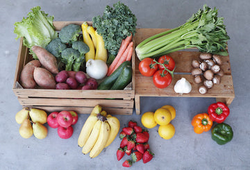 Medium Local/Organic Produce Box