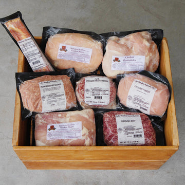 Medium Poultry, Beef, & Pork Box - LOCAL