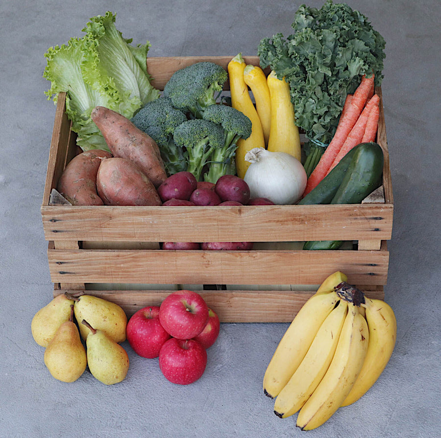 Small Local/Organic Produce Box