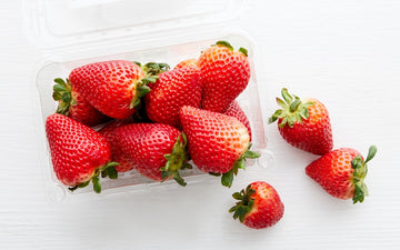 Organic Strawberries - 1lb Pack