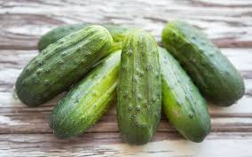 Local Cucumbers - Synthetic Pesticide Free - 1 Pound