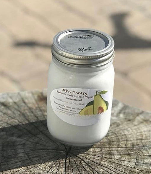 Coconut Yogurt - Digestive Health - Locally Made