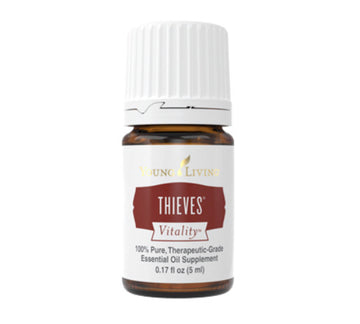 Thieves Essential Oil Blend - 5ml - Young Living