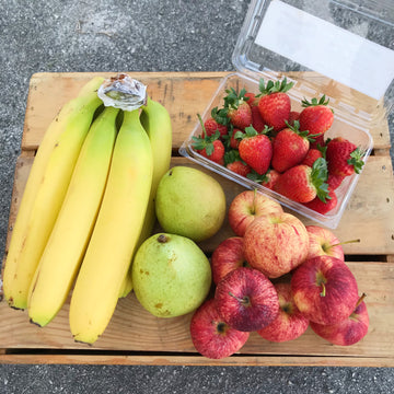 Organic Fruit Box - Subscribe and pay only $20!