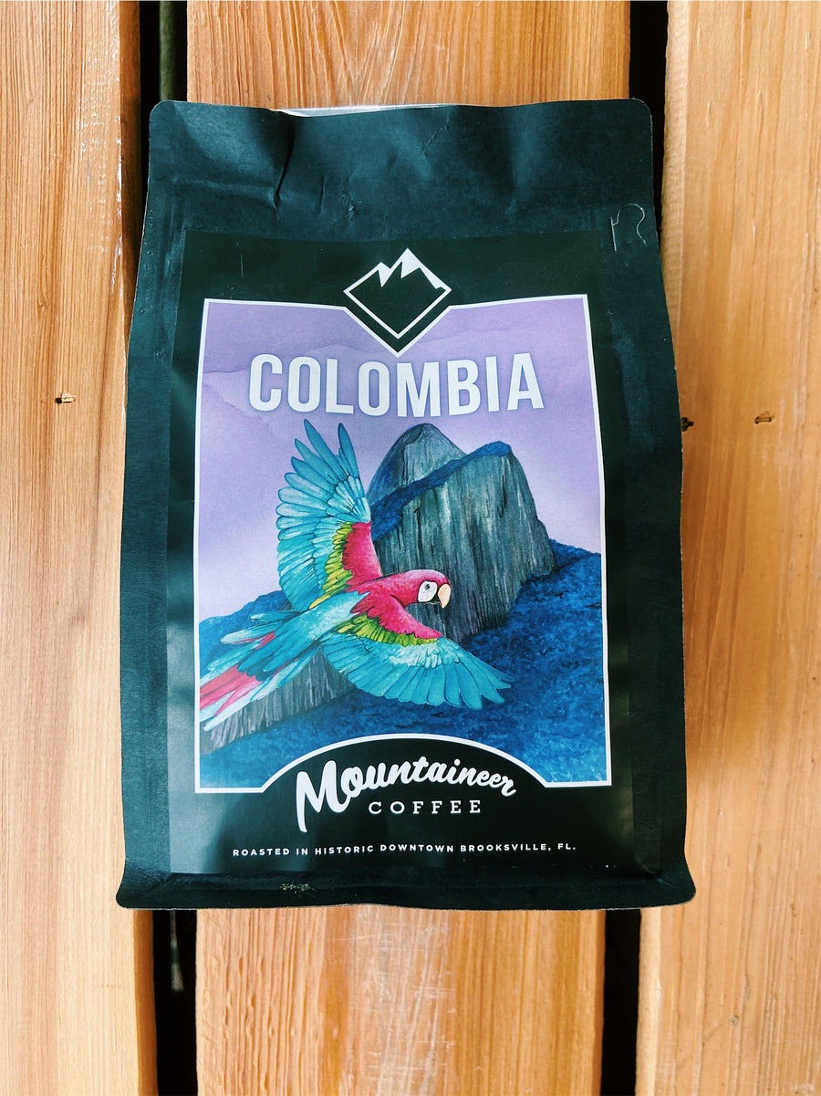 Mountaineer Coffee - Colombia - Locally Made