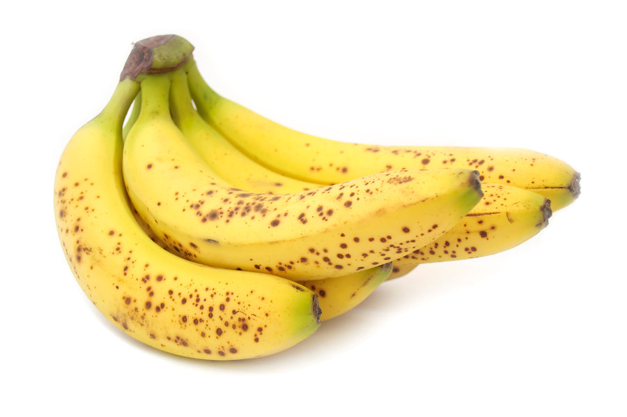SPECIAL ITEM! 10lbs for $7.50 Organic RIPE Bananas - Smoothie & Banana Bread Bananas