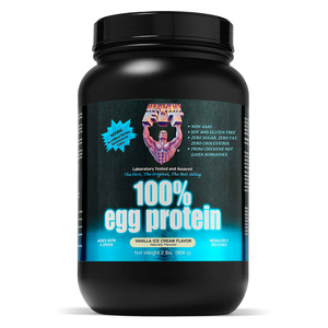 Healthy n' Fit 100% Egg Protein | Muscle Players