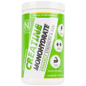 Nutrakey Creatine Monohydrate | Muscle Players