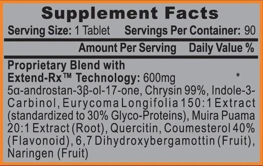 Hi-Tech Pharmaceuticals Estrogenex 2nd Generation | Muscle Players