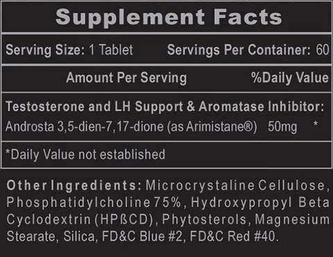 Hi-Tech Pharmaceuticals Arimistane | Muscle Players